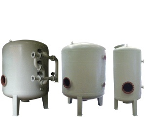 Kum Filtre Tankı